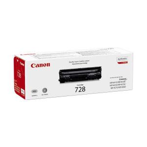 Canon Toner CRG-728 Black 2100sid (Original)