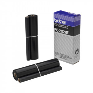 Brother PC-202RF Fax ribbon 420sidor 2styck förbrukningsvara till telefax