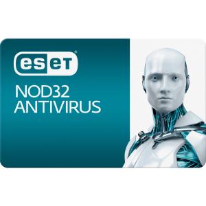 ESET Nod32 Antivirus (1år) - 3 Användare Förnyelse