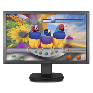"""Datorskärm Viewsonic VG Series VG2239Smh 22"""" Full HD LCD/TFT Svart"""