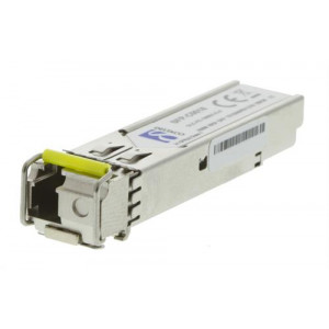 DELTACO SFP 1000BASE-BX-D, 1550tx/1310rx, 20km, enligt Cisco GLC-BX-D