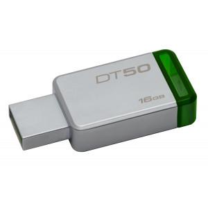USB minne -  16GB USB 3.0 - Kingston Metall.