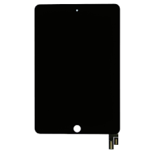 ipad mini 4 display svart