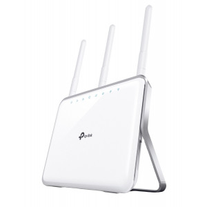 TP-LINK Archer C9 Dual-band (2.4 GHz / 5 GHz) Gigabit Ethernet Vit trådlös router