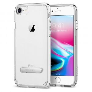 Skal Spigen iPhone 8/7 Case Ultra Hybrid S Crystal Clear