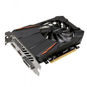 Gigabyte GV-RX550D5-2GD Radeon RX 550 2GB GDDR5 grafikkort