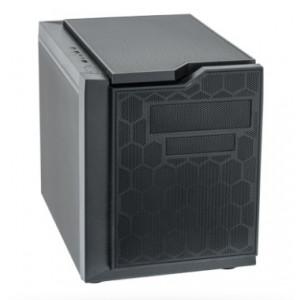 Chassi - Chieftec Cube CI-01B mATX / mini-ITX