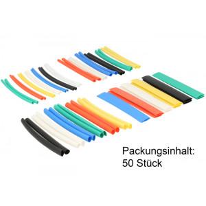 Krympslang 50st 100mm 2:1 olika färger