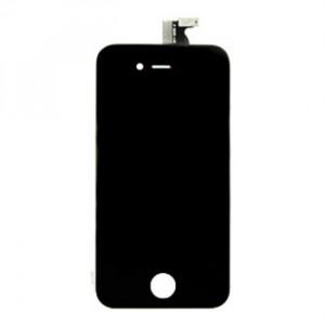 Glas iPhone 4S - Svart