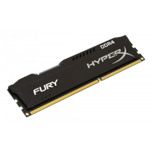 Kingston 16GB 2133MHz DDR4 CL14 DIMM HyperX FURY Black