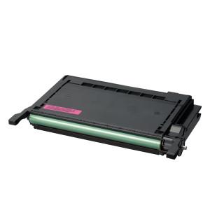 Samsung CLP-M600A Laserpatron 4000sidor Magenta Tonerkassett