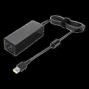 Strömadapter för Lenovo Yoga 11 Yoga 13, 65W, 20V/3.25A, svart LO65200USB