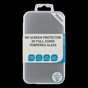 Skärmskydd - Samsung Galaxy S8/S9 Härdat glas