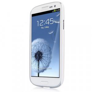 Skal - Samsung Galaxy S3 - Capdase Karapace Pearl