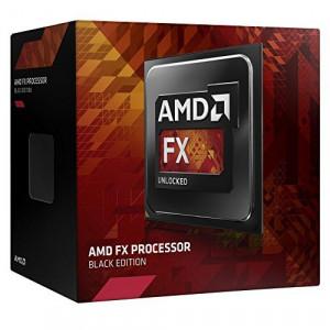 AMD FX 6300 processorer 3.5 GHz Låda 8 MB L3