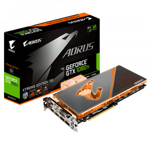Gigabyte AORUS GeForce GTX 1080 Ti Waterforce WB Xtreme Edition 11G GeForce GTX 1080 Ti 11GB GDDR5X