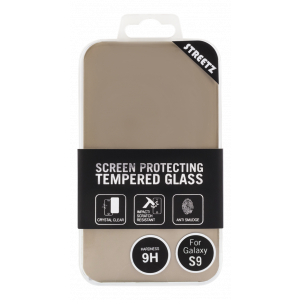 Skärmskydd - Samsung Galaxy S8/S9 Härdat 3D glas S9-100