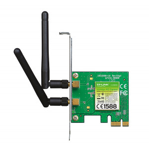 Trådlöst nätverkskort PCI-E - TP-Link N300.
