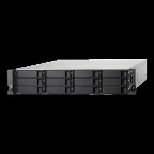 QNAP TS-1253BU NAS Rack (2U) Nätverksansluten (Ethernet) Svart