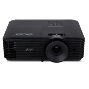 Acer X138WH Bordsprojektor 3700ANSI-lumen DLP WUXGA (1920x1200) 3D kompatibilitet Svart datorprojektorer