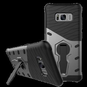 Skal - Samsung Galaxy S8 med roterande stativ S8-101