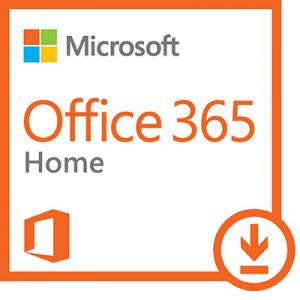 Microsoft Office 365 Home Premium Svensk 1år ESD
