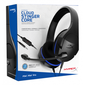 HyperX Cloud Stinger Core Gaming Headset for PS4