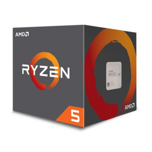 AMD Ryzen 5 1600 processorer 3.2 GHz Låda 16 MB L3