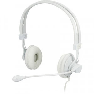 Headset - HL-7V med mikrofon och volymkontroll