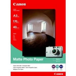 Fotopapper A3 170g Matt Canon MP-101 (40-pack)