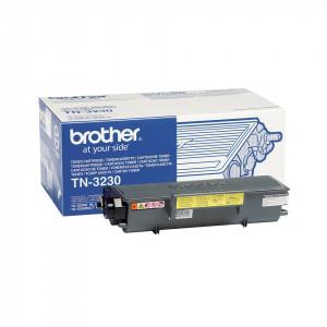 Brother TN-3230 Lasertoner 3000sidor Svart Tonerkassett