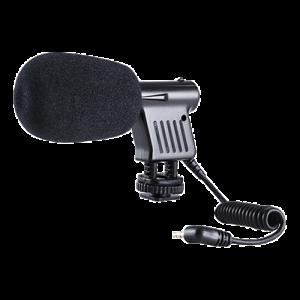 BOYA Lightweight Shotgun Microphone BY-VM01