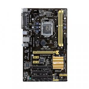 Moderkort -Intel S1150 mATX Asus H81-PLUS