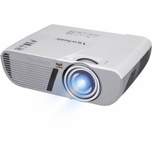 Projektor Viewsonic PJD5353LS Desktop projector 3000ANSI-lumen DLP XGA (1024x768) 3D kompatibilitet Vit