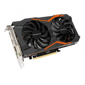 Grafikkort Gigabyte GV-N105TG1GAMING-4GD GeForce GTX 1050 Ti 4GB GDDR5