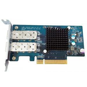 QNAP LAN-10G2SF-MLX Intern Fiber 10000Mbit/s nätverkskort