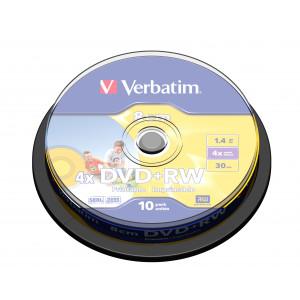 Verbatim Mini DVD+RW 8cm (10-pack)