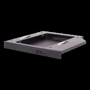 HDD-kabinett i DVD-plats i bärbar dator 12.5mm