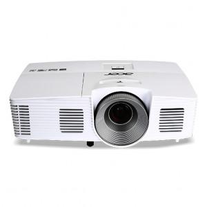 Acer Home MR.JQ011.001 datorprojektorer 3500 ANSI-lumen DLP 1080p (1920x1080) Ceiling-mounted projector Vit