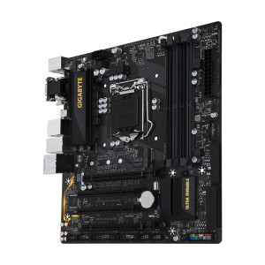 Gigabyte GA-Z270M-D3H Intel Z270 LGA 1151 (Socket H4) Micro ATX moderkort