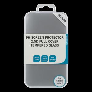 Skärmskydd - Xiaomi Redmi Note 5 Härdat glas