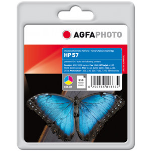 HP 57 Color (AgfaPhoto).