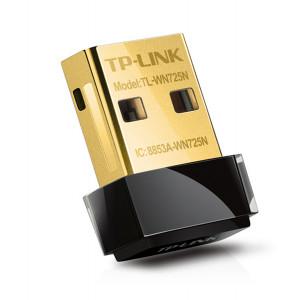 Trådlöst nätverkskort USB - TP-Link N150 Nano.
