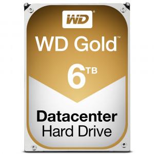 Western Digital Gold 6000GB Serial ATA III interna hårddiskar