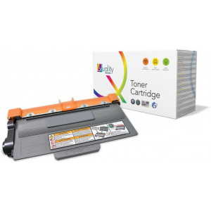 Brother Toner TN-3380 8000 sidor Svart