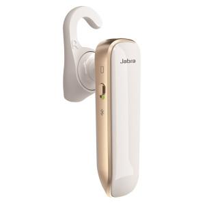 Bluetooth Headset Jabra Boost Öronkrok Mono Trådlös Guld, Vit