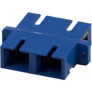 DELTACO skarvdon, fiber, SC-SC, singlemode, duplex, keramisk, plast