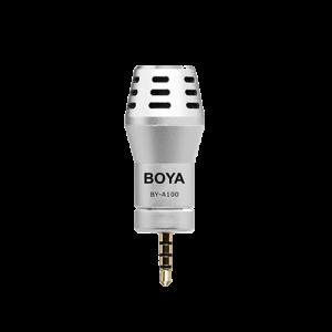 BOYA Mini Microphone for Smartphone BY-A100