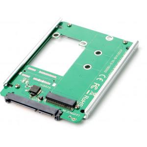 """HDD-adapter M.2 NGFF SSD till 2.5"""" SATA"""