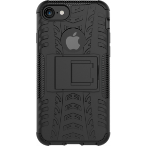 Skal - iPhone 7 / 8 - Stötdämpande skal m stativ